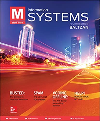 M information systems 4 paige baltzan ebook amazon m information systems 4th edition kindle edition fandeluxe Gallery