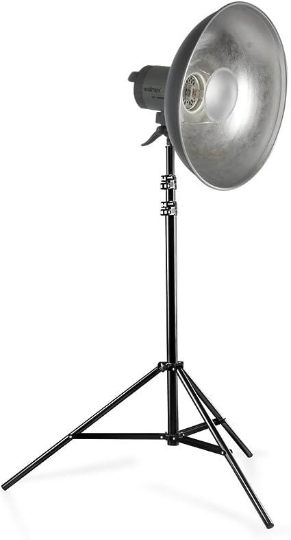 Walimex Pro Vc 1000 Quarzlight Studioset Kamera