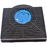 Filtre charbon df4160 efc6410 fhg5121x hit600 fhg5139x hotte faure fhg5121x