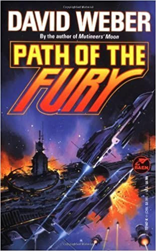 Book Path of the Fury by David Weber (1992-12-01)