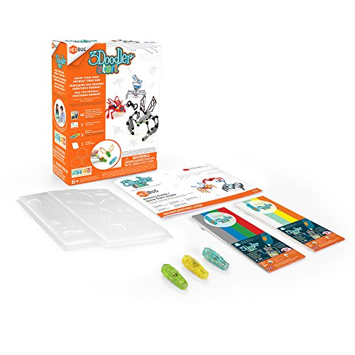 3Doodler Start Make Your Own Hexbug Creature Activity Kit (3D Pen Not Included)