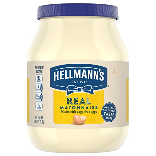 Hellmann's Mayonnaise, Real, 64 oz Chicken Mayonnaise