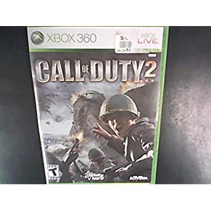 Call of Duty 2 Special Edition - Xbox 360