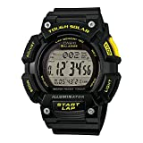 Casio Stl-s110h-1cef * Tough Solar,5 Alarms,water Resist Wr-100m