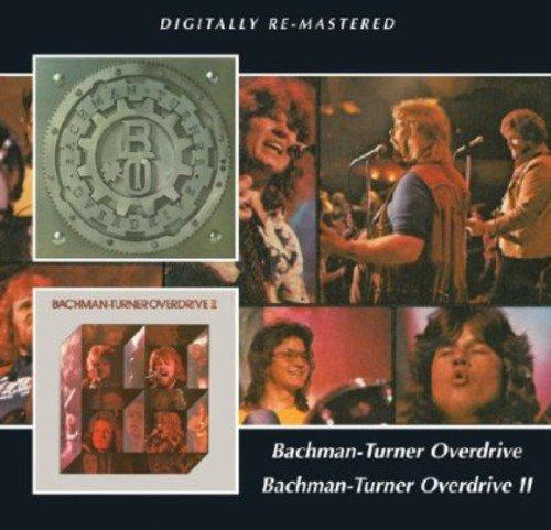 Bachman Turner Overdrive -  Bto / Bto Ii