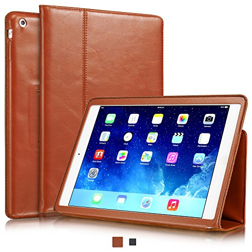 Kavaj leather case cover for iPad Air