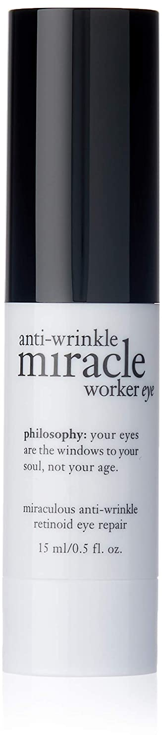 Philosophy Miracle Worker Miraculous Anti-Aging Retionoid Eye Repair, 0.5 Ounce