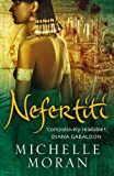Front cover for the book Nefertiti by Michelle Moran