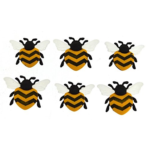 BEE Button Embellishments