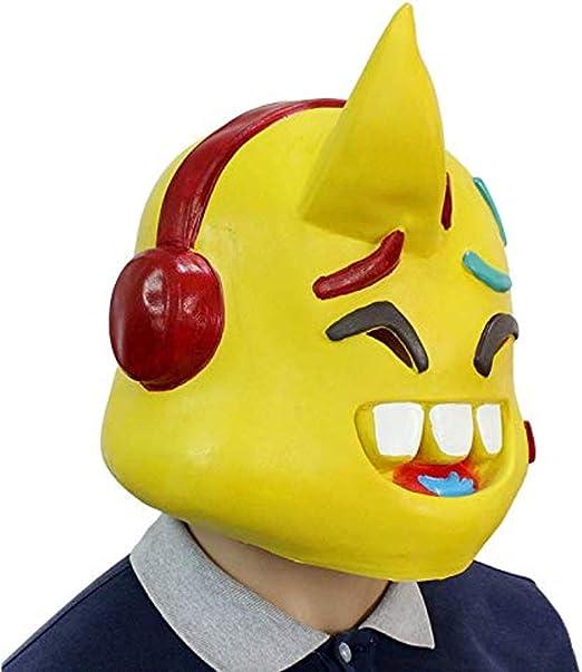 ERTY&OMB Máscara de Halloween Máscara de Payaso Divertido Máscara ...