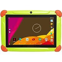 Tablet para Niños 7 Pulgadas con WiFi 2GB RAM 32GB ROM - Quad Core Android 6.0 - Google Play y Control Parental preinstalado, Bluetooth Doble Cámara - Verde