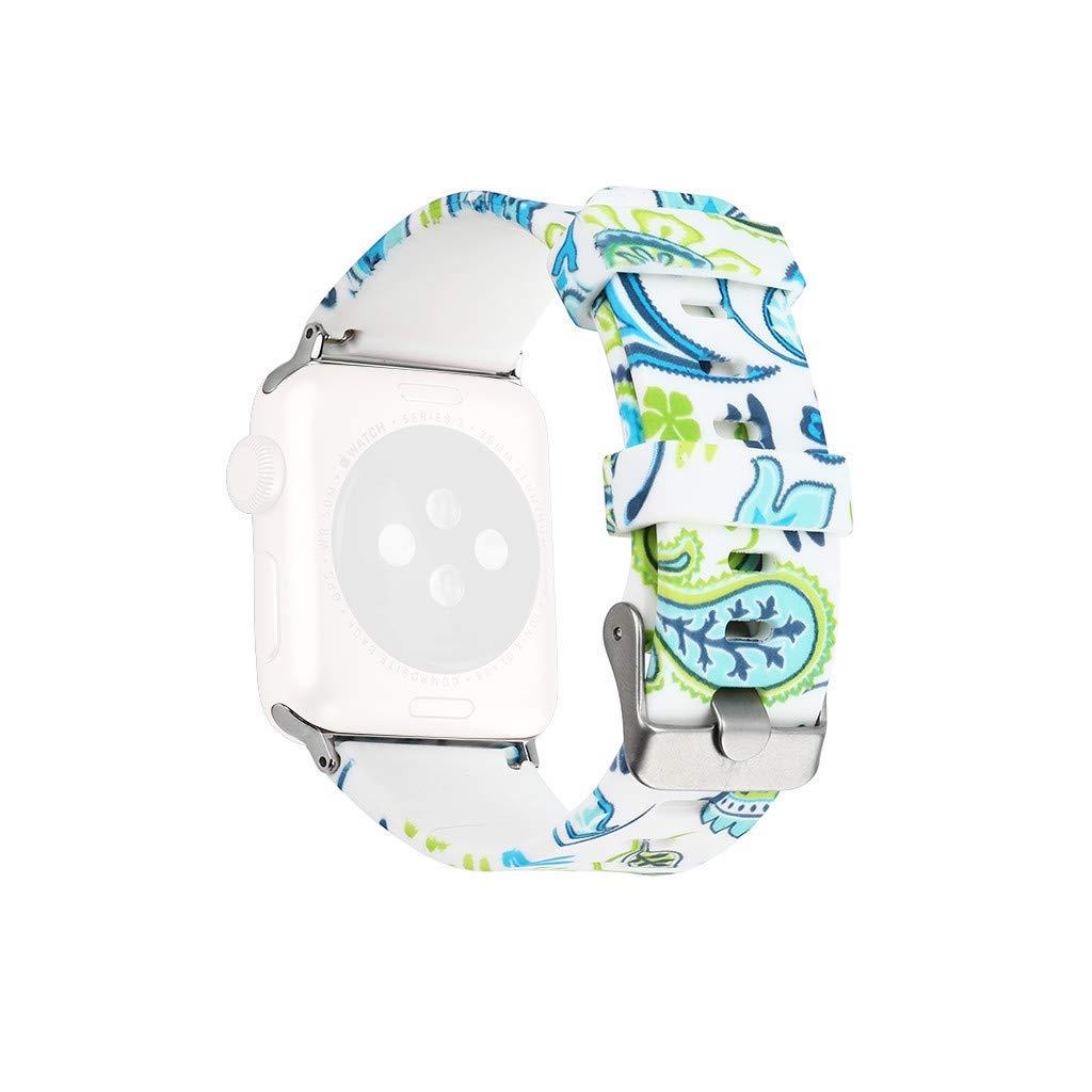 Takkar Correa de Repuesto para Apple Watch 42/44 mm - Esta ...