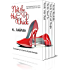 The Not the Hot Chick Boxed Set: The Complete BBW New Adult Serial Romance