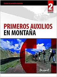 Primeros auxilios en montaña (Manuales Desnivel): Amazon ...