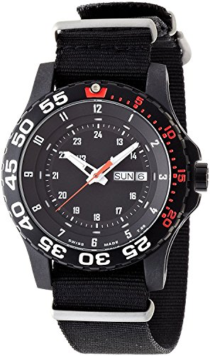 traser watch TYPE6 MIL-G Japan Limited Edition Red tritium special emission P6600.41F.1Y.01 Men's [regular imported goods]