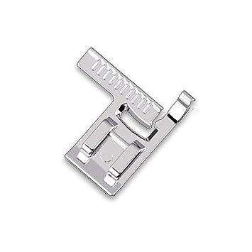 Prensatelas multifunción para el hogar con regla, máquina de coser eléctrica prensatelas cinta métrica accesorios de costura: Amazon.es: Hogar