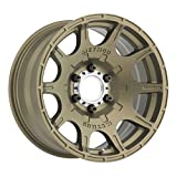 Method Race Wheels Roost Bronze Wheel with Machined Center Ring (20x9
