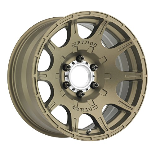 Method Race Wheels Roost Bronze Wheel with Machined Cente...