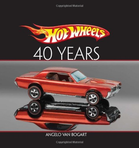 Hot Wheels  Forty Years (Hot Wheels (Krause Publications)) from Krause Publications