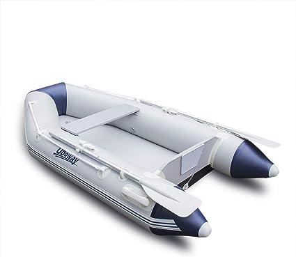 Amazon.com: UBOWAY - Juego de caña de pescar inflable para 2 ...