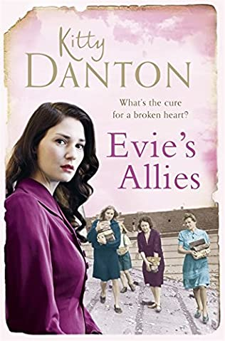 book cover of Evie\'s Allies