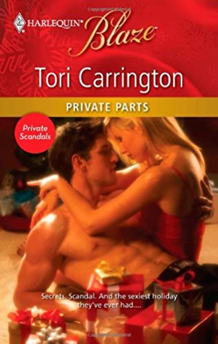 book cover of Private Parts