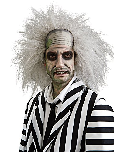 Rubie's Costume Beetlejuice White Wig, White, One