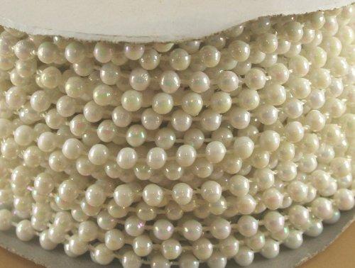 Pearl Plastic String Irridescent DPC