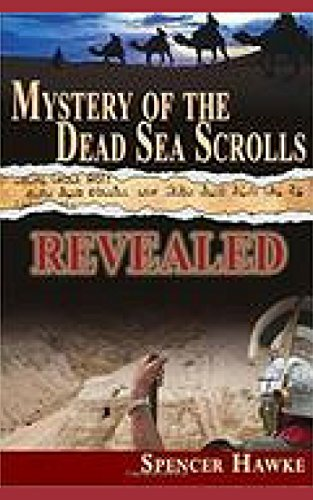Mystery of the Dead Sea Scrolls - Revealed: A biblical thriller that pits the Guardians of Sacred Texts against Invading Romans (Roman Scroll)