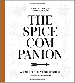 Book Spice Companion: A Guide to the World of Spices