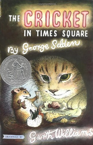 The Cricket in Times Square (Chester Cricket and His Friends) by Selden, George (1960) Hardcover (Shop In Times Square)