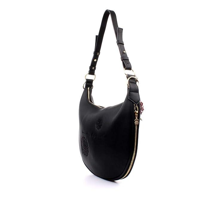 Desigual ABBY SIBERIA Handtaschen damen Schwarz Umhängetaschen