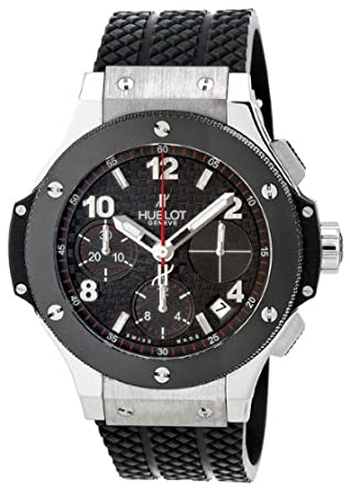 Hublot Big Bang in Edelstahl