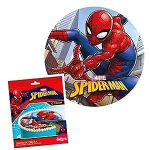 Spiderman Round 20cm 8 inch Ed...