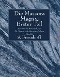 Die Massora Magna, Erster Teil, , 1556356684