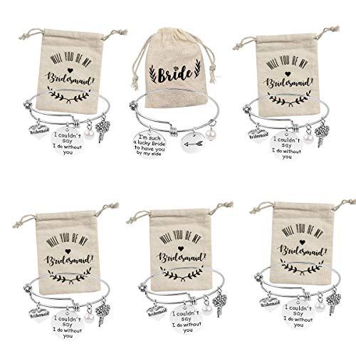 Brdesmaid Bacelets Proposal Gift - Mooko I Couldn't