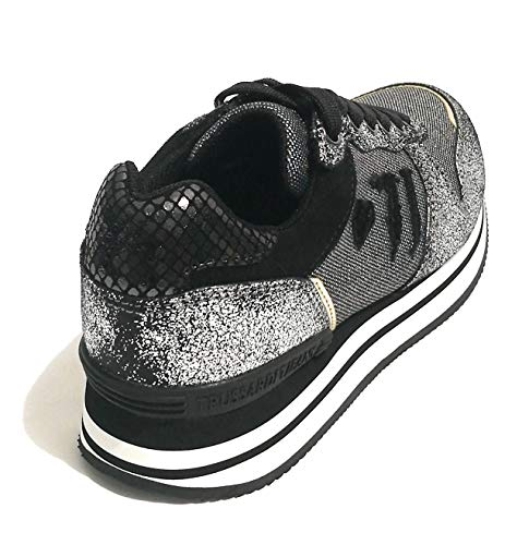 Gimnasia Mujer Jeans de Trussardi Zapatillas aPx6qz