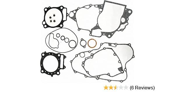 Amazon Com Namura Na 30002t Top End Gasket Kit Automotive