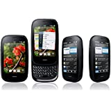 Palm Pre 2 16GB Verizon CDMA Phone with webOS 2.0, Touchscreen, Full QWERTY Keyboard, 5MP Camera, GPS and Wi-Fi - Black