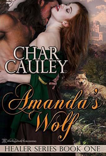 Amanda's Wolf (Healer Series Book 1)