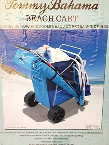Tommy Bahama All Terrain Beach Cart Incl - Cargo Cart Shopping Results