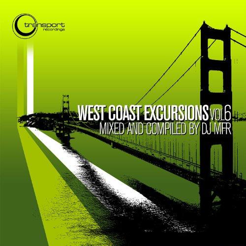 DJ MFR - West Coast Excursion