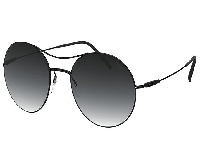 Amazon.com: Silueta anteojos de sol Titan Breeze 8694, talla ...