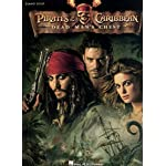 Pirates of the Caribbean - Dead Mans Chest - (Piano Solo Songbook)