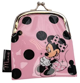 Disney Minnie Mouse Purse (Pink Black)  Amazon.co.uk  Luggage b895137eb59d2
