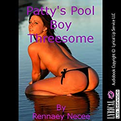 Patty's Pool Boy Threesome