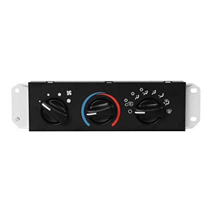 Amazon com: H&G Bro HVAC AC A/C & Heater Control Switch with
