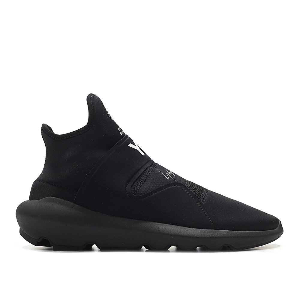 .SOLD. Y3 Yohji Yamamoto adidas black sneakers