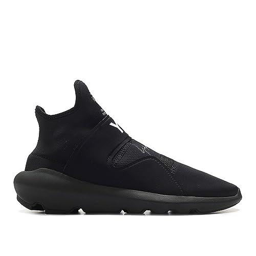 new product e8108 3c5eb adidas 3 Yohji Yamamoto Sneakers Uomo Ac7201 Tessuto Nero ...