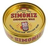 Simoniz SIM0010A - Cera carnauba lucidante originale, 150 g